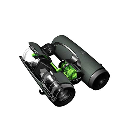 Swarovski - Binoculares el 10x50 wb verde