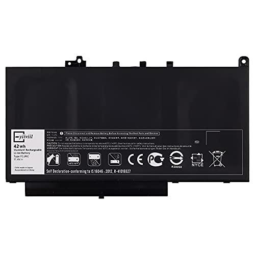 Vvsialeek 7CJRC - Batería para portátil Dell Laitude 12 E7270 E7470 Series...