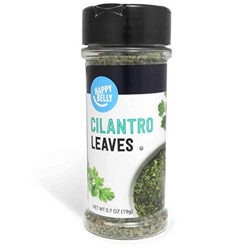 Amazon Brand – Happy Belly Cilantro Leaves, 0.7 Ounces