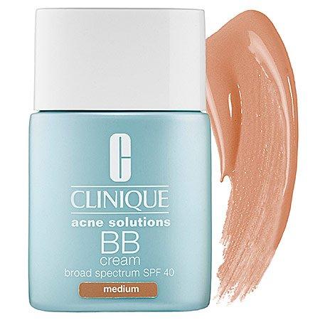 Acne Solutions BB Cream Broad Spectrum SPF 40-Medium