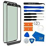 MMOBIEL Kit de Reemplazo de Pantalla Táctil Compatible con Samsung Galaxy A6 SM-A600 (Negro) Incl....