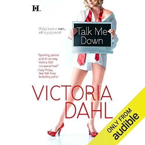 Talk Me Down audiobook cover art