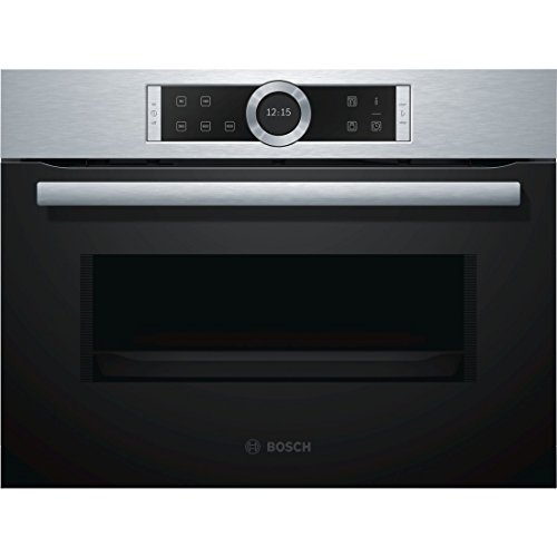 Bosch Serie 8 - Microondas innowave maxx cfa634gs1 Negro