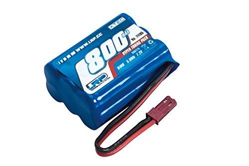 LRP Electronic 71195 - AAA Hyper Tuning Pack 800 - 7.2V - 6-Zellen - BEC Stecker - NiMH