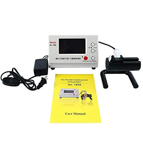 S SMAUTOP Timegrapher NO.1000/ MTG-1900Equipo de prueba de la herramienta del reloj de la detección de la detección de la comunicación de la medida (MTG-1000)