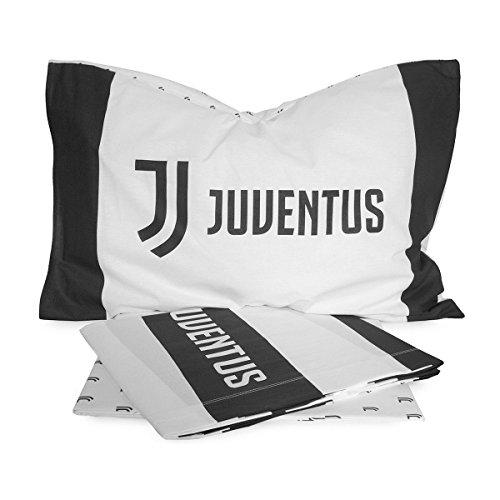 Completo lenzuola F.C. Juve Juventus ufficiale per letto Singolo una piazza