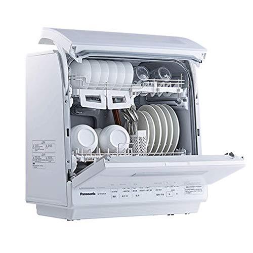 ZXCVB Automatique des ménages de bureau intelligent Lave-vaisselle Installation gratuite, 80 ° C séchage à haute température de stérilisation