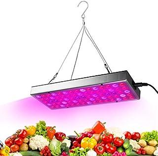 25W LED Grow Light, 75LED Full Spectrum Plant Grow Lamp for Indoor Plants, Update Reflector Plant Light for Veg and Flower...