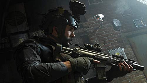 Ensemble Console PS4 Pro 1To avec jeu Call of Duty: Modern Warfare - 4