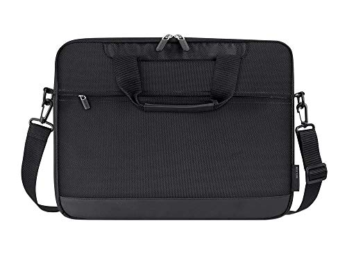 "Belkin 15.6"" Lite Business Bag maletines para portátil 39,6 cm (15.6"") Maletín Negro - Funda (Maletín, 39,6 cm (15.6""), Negro)"