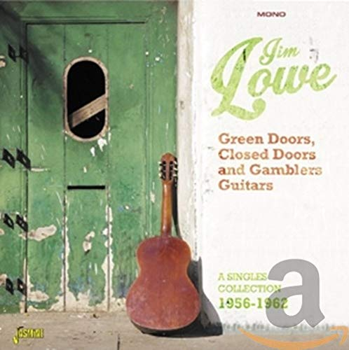 Green Doors, Closed Doors And Gambler's Guitars - A Singles Collection 1956-1962