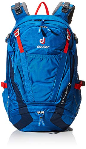 Deuter Trans Alpine, Zaino Unisex-Adulto, bay Midnight, 24
