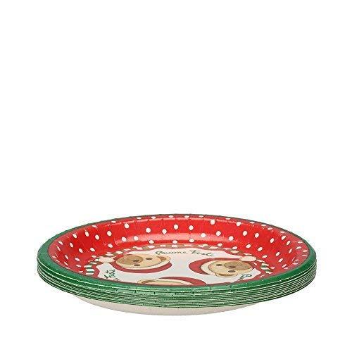 THUN ® - Piatti di Carta Storie di Natale