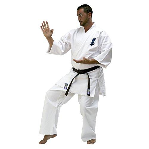 Fuji Mae–Karate-Kimono, Stil Kyokushinkai, für Training, Baumwolle 10151, Un20% RABATT FÜR OSTERN