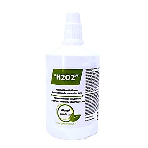 Perossido di idrogeno (3%) H2O2 liquido, 100ml