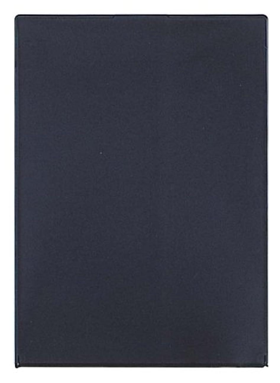 毎月最も遠いマーティンルーサーキングジュニアビブレ角型コンパクトミラーLL ブラック Y-1207