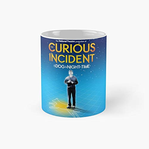 Curious Incident of The Dog in Nighttime Classic Mug | Best Gift Funny Coffee Mugs 311,8 g