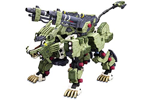 ZOIDS RZ-041 Liger Zero Panzer Marking Plus Ver. Total Length of About 320mm 1/72 Scale Plastic Model
