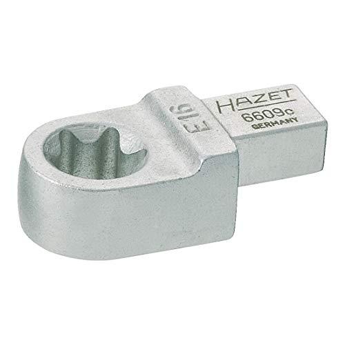 HAZET 6609C-E10 Einsteck Torx Ringschlüssel