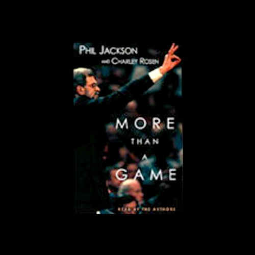More Than a Game audiobook cover art