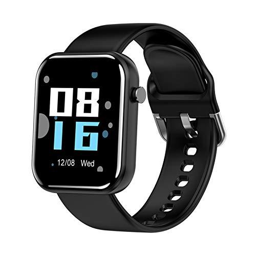 Smartwatch, 1.54 Pantalla Táctil, Tiempo De Espera Larga, Reloj A Prueba De Agua Con Frecuencia Cardíaca, Monitoreo De Presión Arterial, Múltiples Modos Deportivos, Compatible Con Android, Ios,A