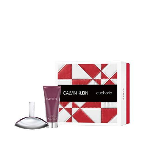 Calvin Klein Euphoria for Women Eau de Parfum Gift Set, 50 ml