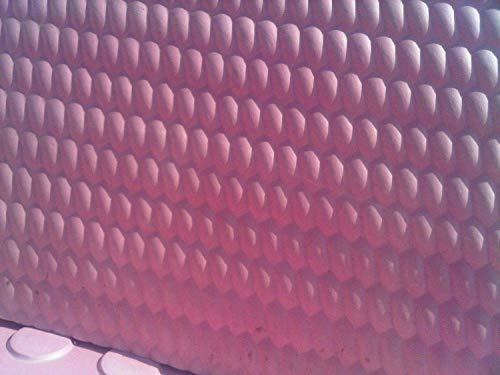 ARKMat 3 x Rose EVA Cheval Stable Sol Tapis, 24mm Épais, 6 x 4ft, 1.82 x 1.22m