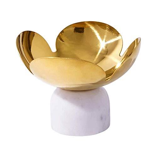 Nordic stijl bloemblad sleutel opbergdoos, slaapkamer veranda sleutel opbergdoos decoratie schoenenkast cosmetische lade multifunctionele