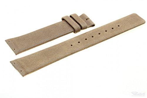 Correa de Piel Original Transparente Brazalete para Reloj Modelo 3237-04