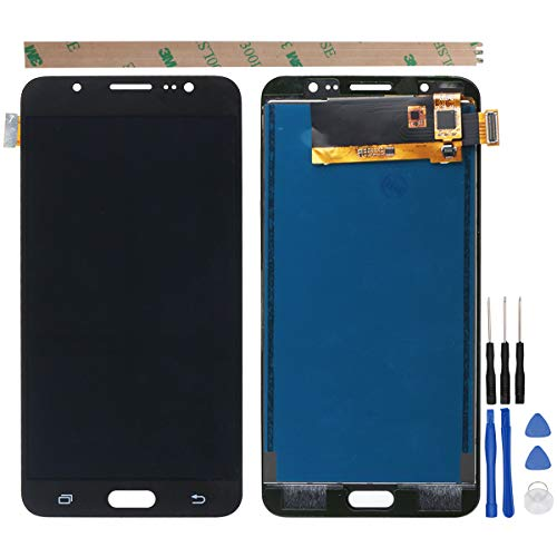 West Dragon - Pantalla táctil LCD para Samsung Galaxy J7 2016, con Herramientas para Samsung Galaxy J7 2016 J710F
