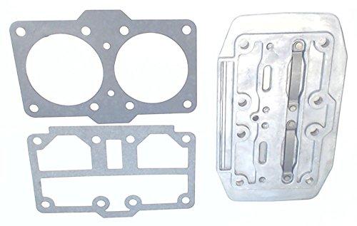 Craftsman 043-0142 Air Compressor Valve Plate Assembly Genuine Original Equipment Manufacturer (OEM) Part