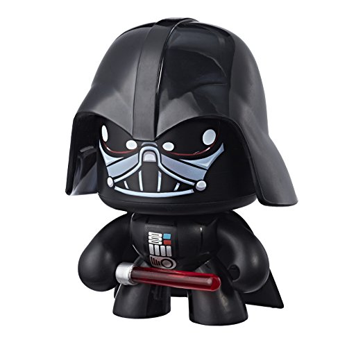 Hasbro Mighty Muggs E2169ES0 Star Wars Episode 4 Darth Vader, Sammelfigur