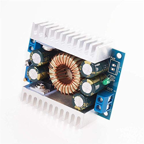 DC to DC 4.5-30V to 1-30V 12A Buck Converter Step Down LED Car Power Supply