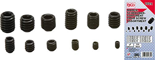Sealey Ss1050/HT M10/x 50/mm 8,8/Zinc Din 933/25/unidades