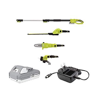 Sun Joe GTS4002C Garden Tool System