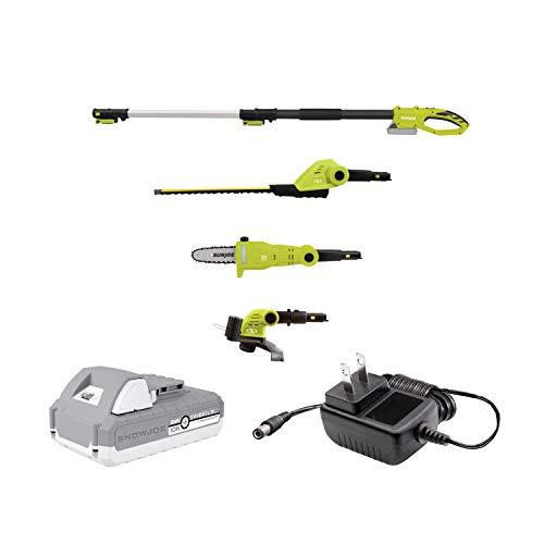 Sun Joe GTS4002C Cordless Lawn Care System