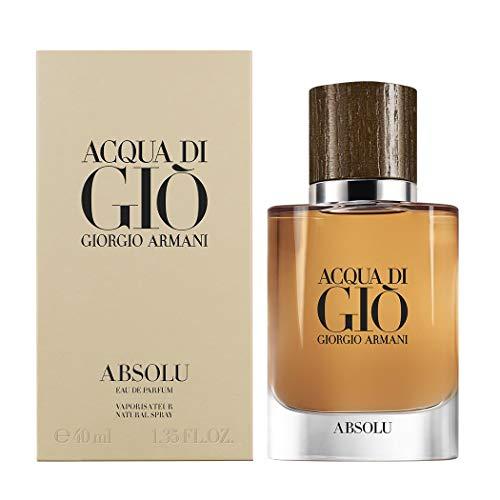 Giorgio Armani Acqua di Giò Absolu Eau de Parfum Uomo, 40 ml
