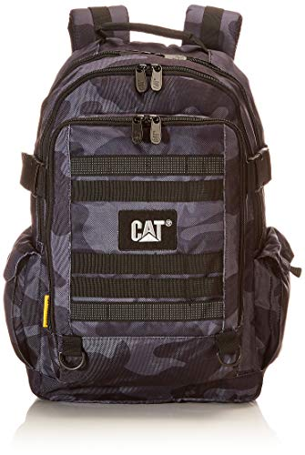 Caterpillar Unisex-Adult 83393-179 Backpack, Grey, One Size
