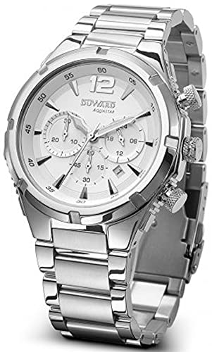 Duward aquastar sepang Reloj para Hombre Analógico de Cuarzo con Brazalete de Acero Inoxidable D95515.01