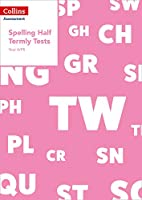 Year 4/P5 Spelling Half Termly Tests (Collins Tests & Assessment)