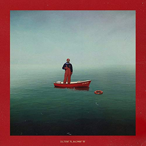 Youngpin Lil Yachty 1 Night Art Poster Print,Unframed 20x20 Inches