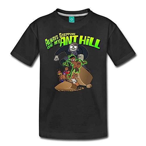 FGTeeV - The Ant Bully Premium T-Shirt (Youth) Black Youth M