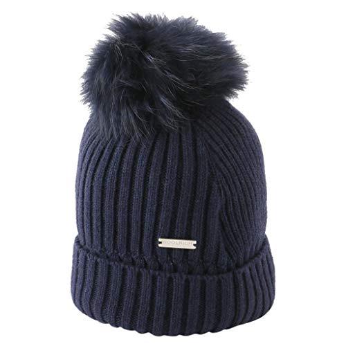 WOOLRICH Luxury Fashion Damen WWACC1414AC513989 Blau Wolle Hut | Herbst Winter 19