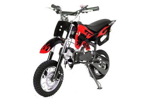 Dirtbike Crossbike 49cc DS67 Dirt Cross Pocket Bike Nitro