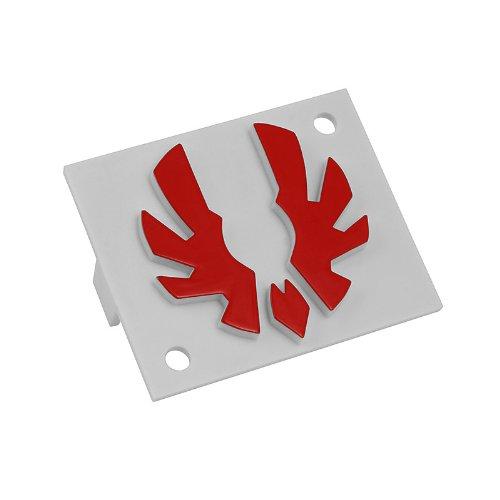 BitFenix Logo für Shinobi Midi-Tower - rot