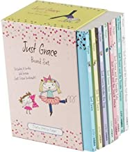 Just Grace 8 Book Boxed Set (The first eight numbered volumes in a decorative slipcase boxed set)