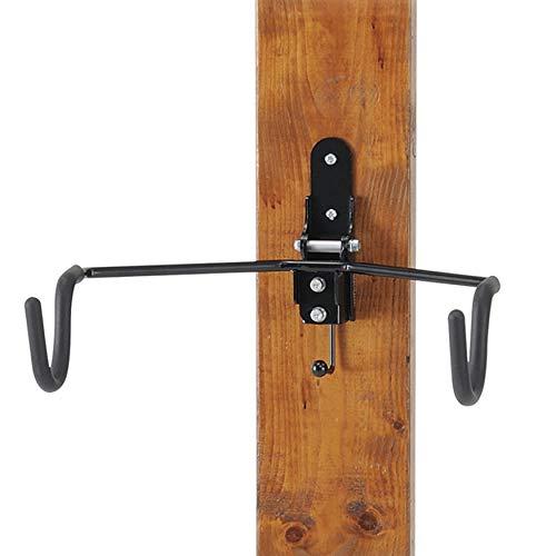 ミノウラ(MINOURA) 自転車 ディスプレイスタンド バイクハンガー4R 壁掛け式折り畳み型フック(ロード用)