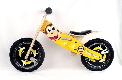 Kidzmotion Cheeky Balance Bici di Legno
