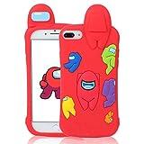 Darnew Red Among Schutzhülle für iPhone 6 Plus/6S Plus/7