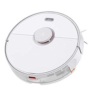 Aspirapolvere robot S5 Max Funzione mop Aspirapolvere robot 2000Pa con serbatoio dell'acqua da 290 ml, pulizia selettiva della stanza, aspirazione potente